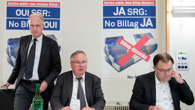 «No-Billag» - No Plan «B»?