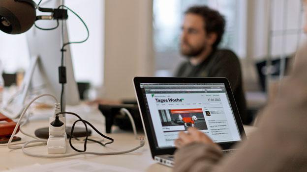 Schweizer Medien sollen im Netz gefördert werden