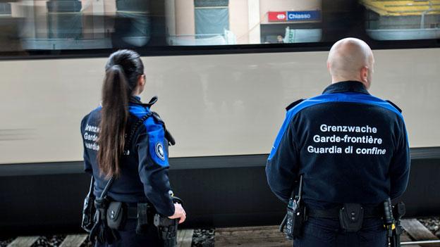 Schengen-Dublin und die Auswirkungen auf die Schweiz
