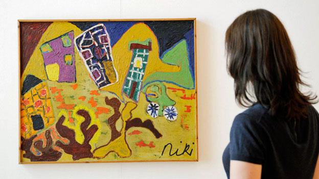 Kunstwerke bekommen digitalen Fingerabdruck