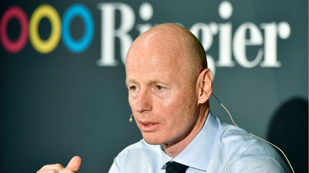 Ringier liebäugelt mit Übernahme von SRG-Anteilen an Admeira