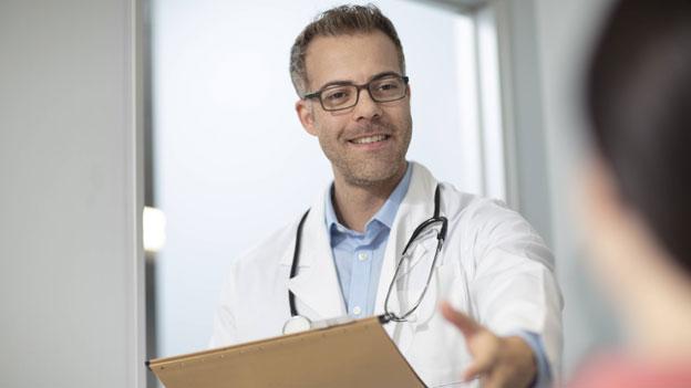 Allgemeinmediziner gesucht - per Werbespot