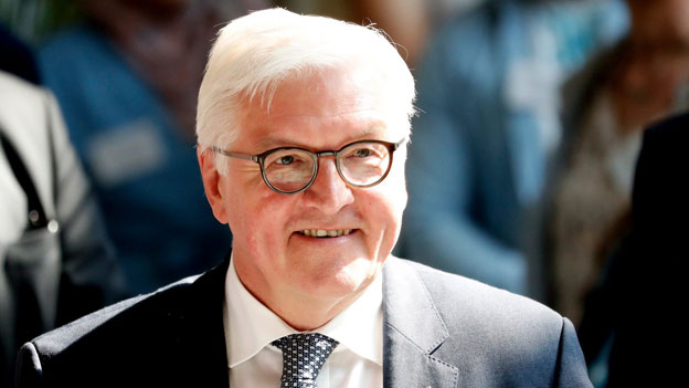 Staatsbesuch Frank-Walter Steinmeier