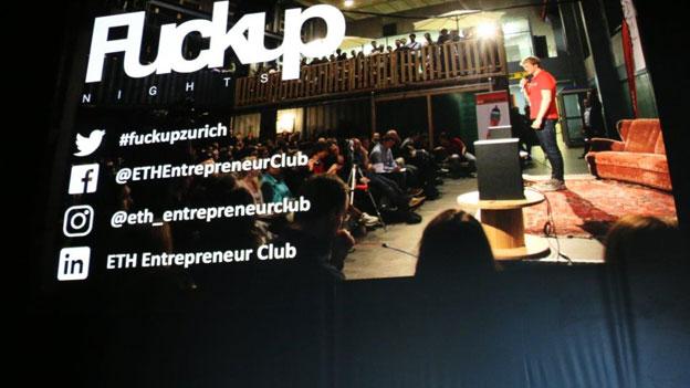 Startups - wo Scheitern dazu gehört