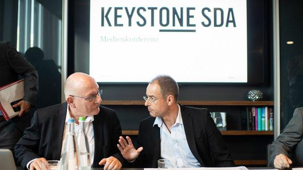 Fusion zwischen SDA und Keystone