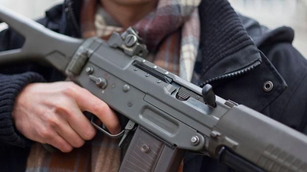 Nationalratskommission bremst Verschärfung des Waffenrechts