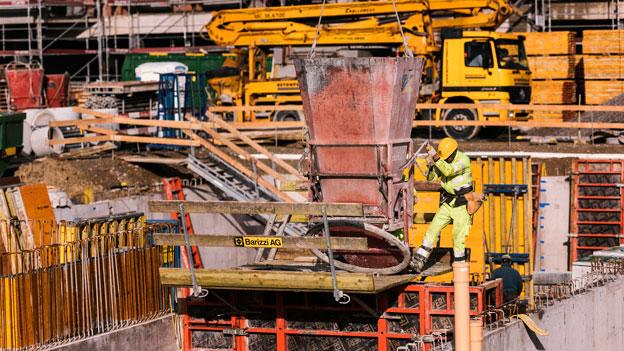 Beschäftigungslage in der Schweiz verbessert sich