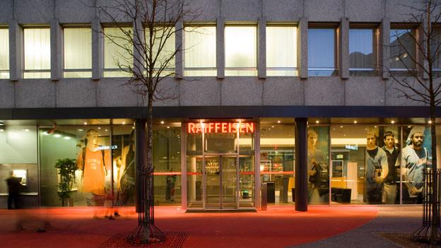 Raiffeisen: Finma kritisiert Verwaltungsrat
