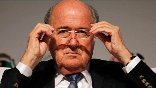Führungsvakuum bei der Fifa?