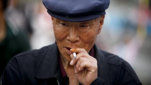«Zigaretten anbieten ist in China ein Zeichen von Höflichkeit»