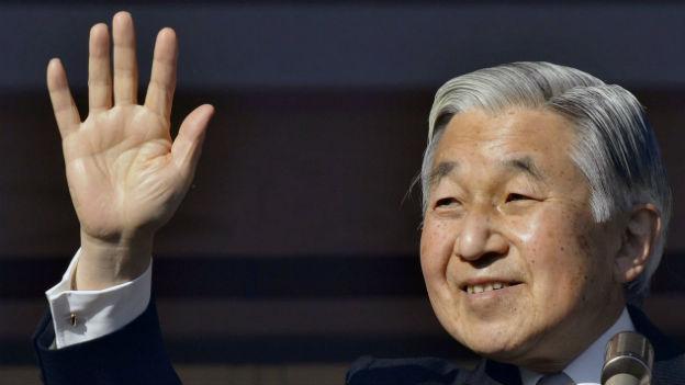 Heute vor 80 Jahren: Japanischer Kaiser Akihito geboren