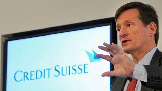Grossbanken - Credit Suisse hat die Nase vorn