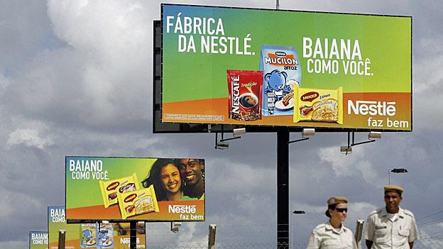 Nestlés erfolgreiche Verkaufsstrategie in Schwellenländern