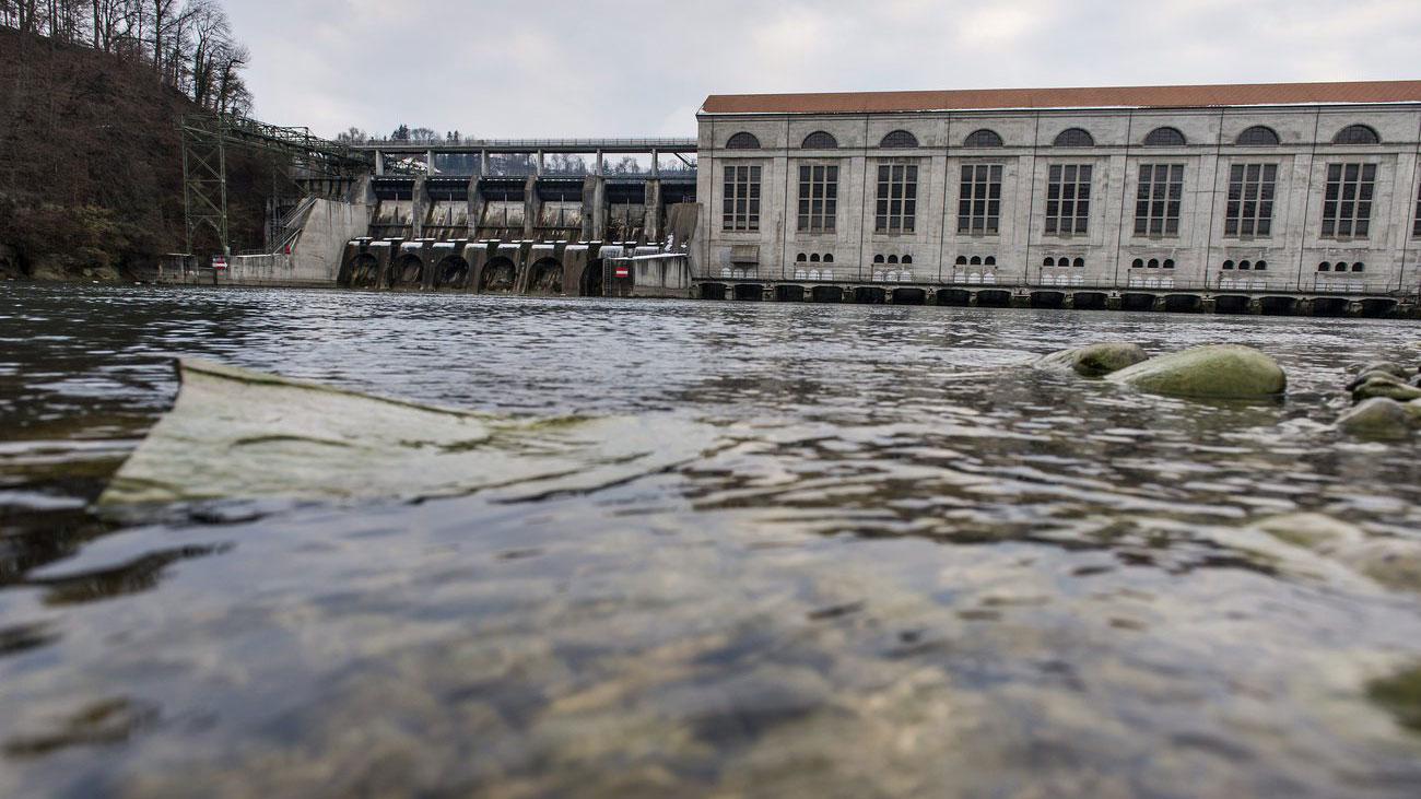 Prekäre Lage bei der Wasserkraft
