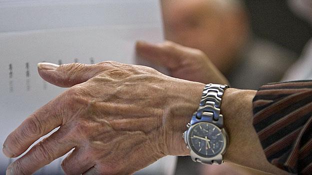 Mangel an Arbeitsplätzen für ältere Arbeitkräfte