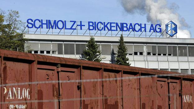 Schmolz + Bickenbach und die Geschichte des Schweizer Stahls