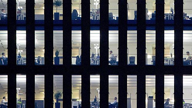 «Back Office»-Stellen bei Finanzdienstleistern nehmen zu