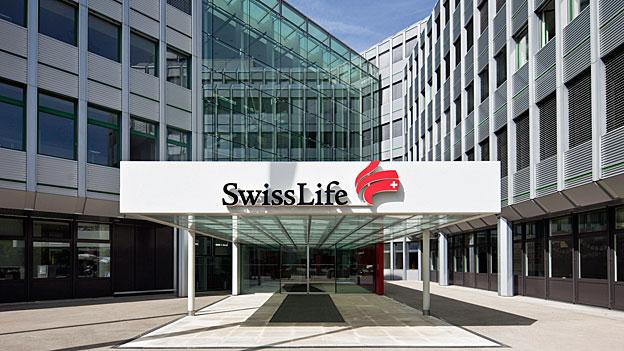 Swiss Life im Fokus der Steuerfahndung