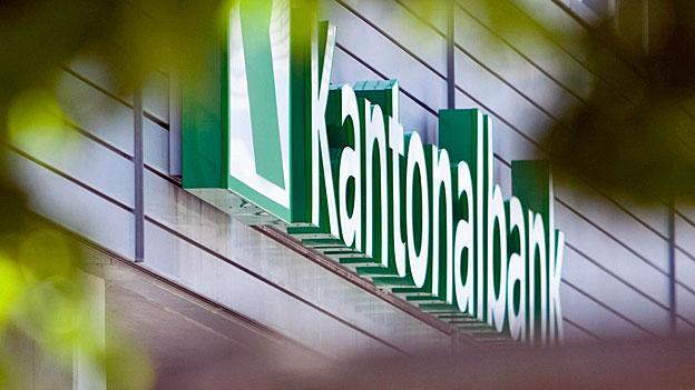 Kantonalbanken verstärken regionale Bindung
