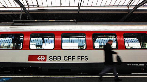 SBB - Kleiner Gewinn trotz höherer Preise
