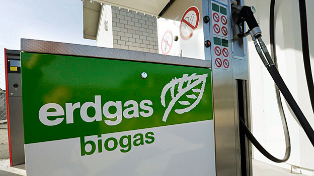 Erdgas Zürich gibt Gas