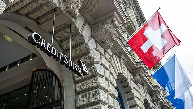 Kommt Credit Suisse mit blauem Auge davon?