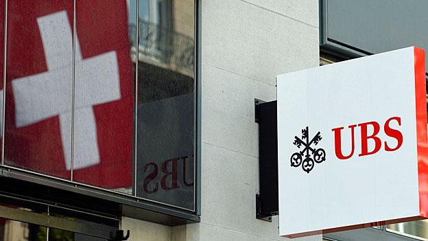 Holding-Dach für die UBS und ihre Tochtergesellschaften