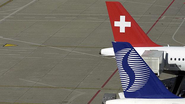 Der Sabena-Konkurs: ein Fall für Schweizer Gerichte