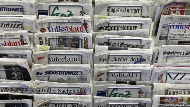 Qualitätssicherung in der Zeitungsbranche