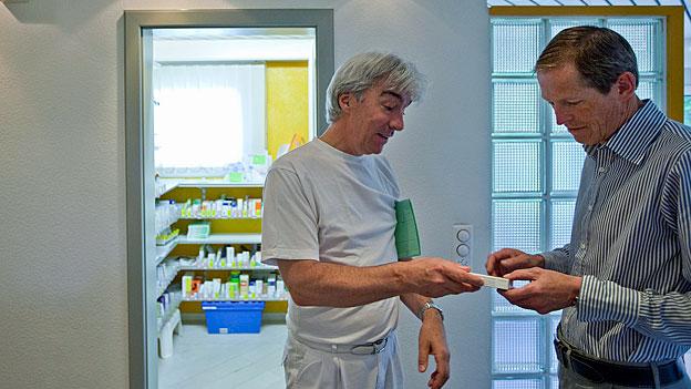 Transparenz zwischen Pharmafirmen und Ärzten