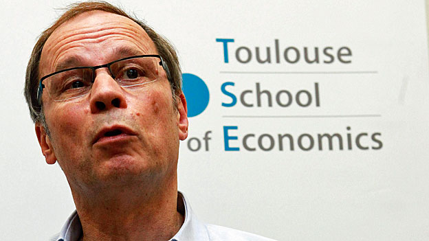 Nobelpreis für den französischen Ökonomen Jean Tirole