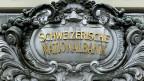 Audio «Gold-Initiative - SNB fürchtet um ihre Handlungsfähigkeit» abspielen.