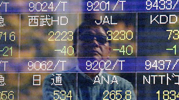 Japans Wirtschaft im Rückwärtsgang