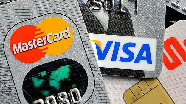 Tiefere Verrechnungsgebühren für Kreditkarten