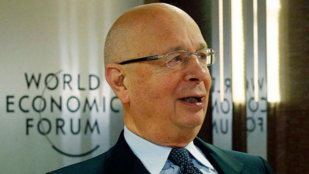Klaus Schwab: «Nicht alle in Davos sind Engel»