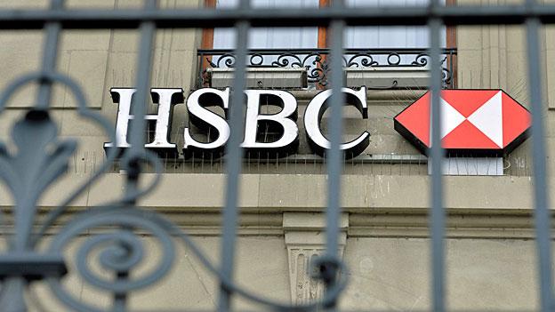Hausdurchsuchung bei HSBC in Genf