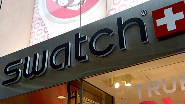 Smart-Watch - Swatch hofft auf die Erfolgswelle