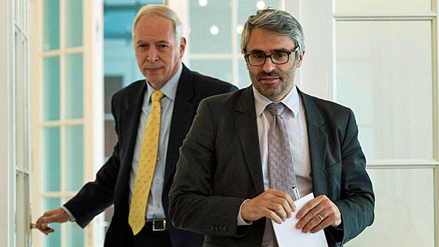 Die OECD würdigt die Schweizer Bemühungen