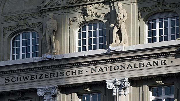 SNB - die Schweizer Währungshüterin in guter Gesellschaft