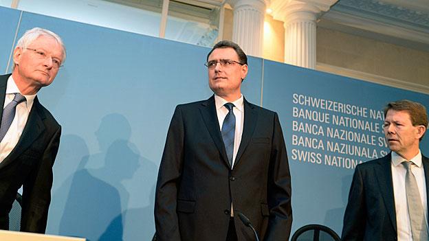 Die SNB steht zu ihrem Kurs