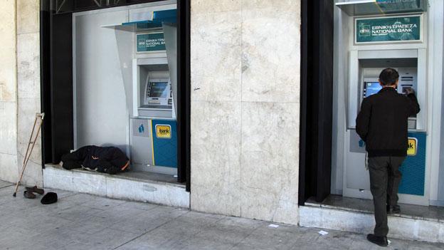Griechenland will auf Vermögen in der Schweiz zugreifen