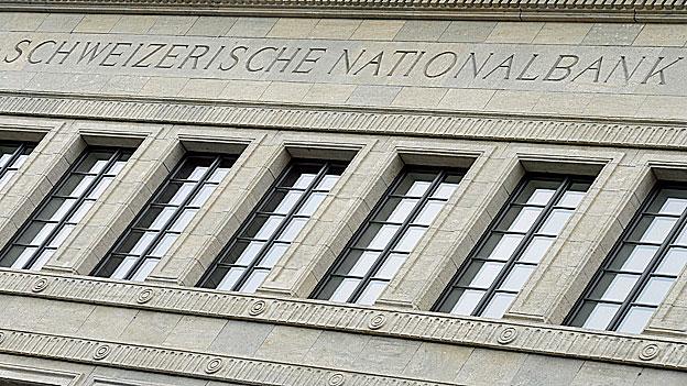 SNB - Negativzinsen für alle