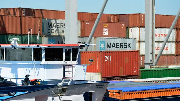 Exportbranche profitiert von Fakturierung in Euro