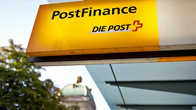 Postfinance ist «too-big-to-fail»