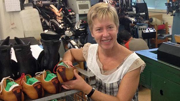 Starker Franken als Rettung für Künzli-Schuhe