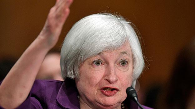 Die Furcht der US-Notenbank vor einer Zinserhöhung