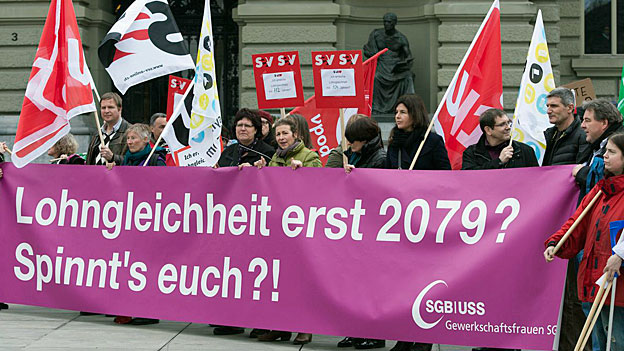 Avenir Suisse: Lohnunterschiede sind keine Diskriminierung