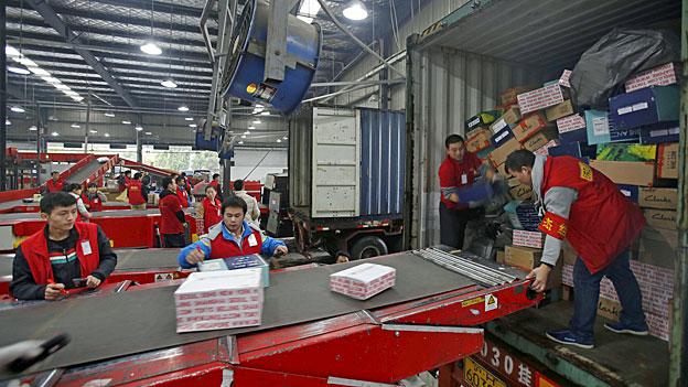 Alibaba - Pakete direkt aus China in den Briefkasten
