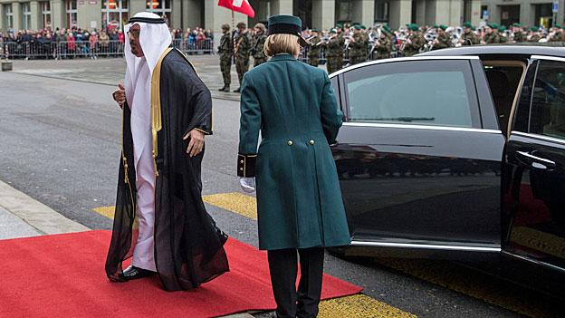 Saudisch-schweizerische Wirtschaftsverflechtungen