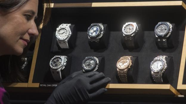 Schweizer Uhrenindustrie: «Wir können nicht ständig wachsen»